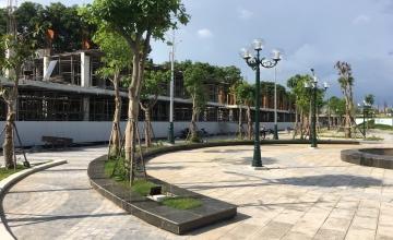 Tiến độ thi công dự án Bình Minh Garden Đức Giang ngày 15/07/2019