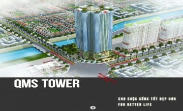 Tổng quan chung cư QMS Tower Tố Hữu