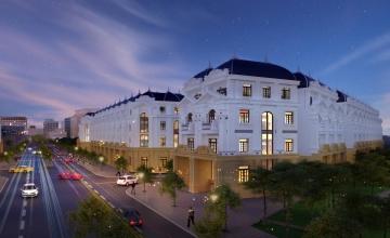 Bảng hàng 50 căn duy nhất dự án Discovery Luxury Đại Mỗ